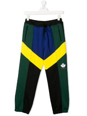 Dsquared2 Kids TEEN panelled track pants