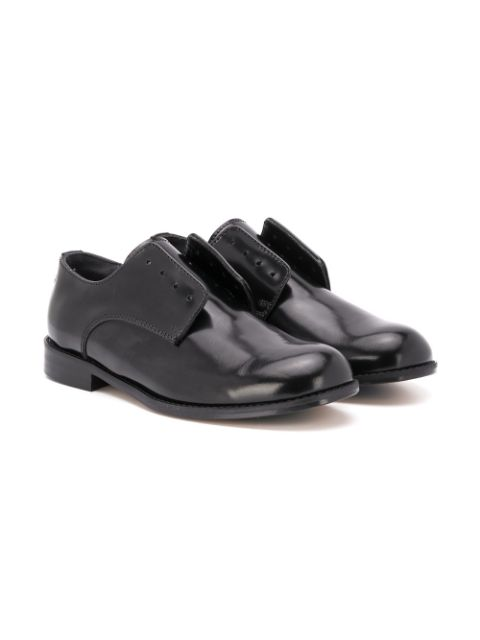 Dsquared2 Kids laceless Oxford shoes