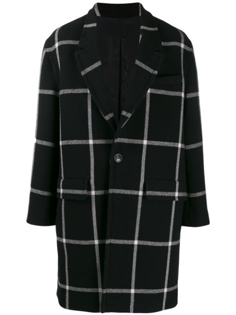 AMI Oversized Two Button Coat
