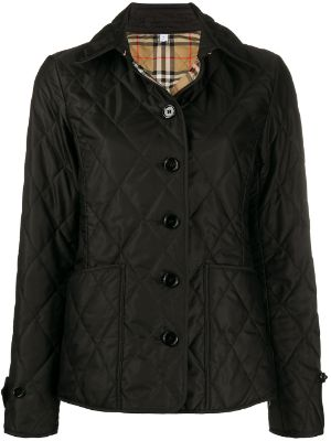 Burberry diamond quilted thermoregulated jacket