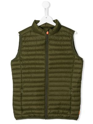 Save The Duck Kids padded gilet