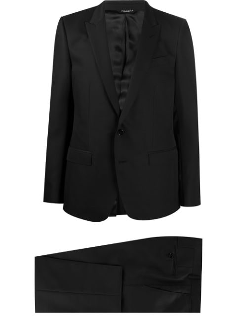 Dolce & Gabbana single-breasted dinner suit