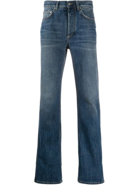 Givenchy bootcut straight-leg jeans