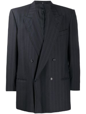 Valentino Pre-Owned 1980s double-breasted blazer