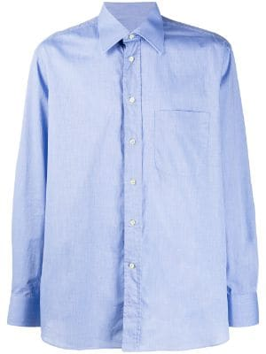 Christian Dior 2000s pre-owned button-up shirt