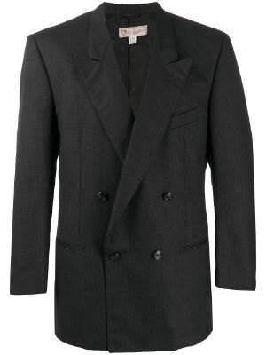 Gucci Pre-Owned 1990s double-breasted blazer