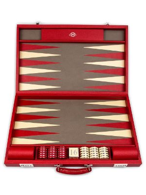 L'Eclaireur Made By backgammon set