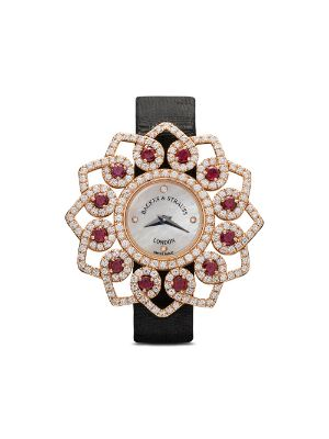 Backes & Strauss Victoria Brilliant Red Rose 36mm