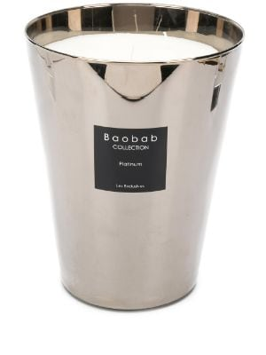Baobab Collection Platinum 24 scented candle (3kg)