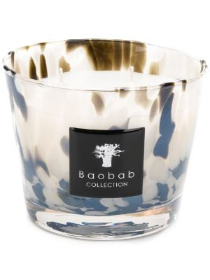 Baobab Collection Black Pearls candle (500g)