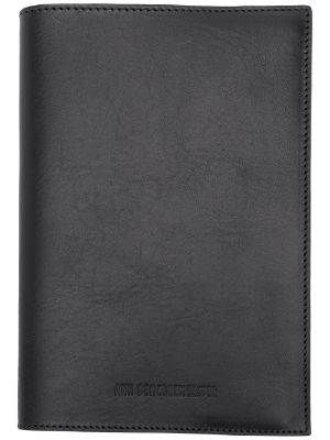 Ann Demeulemeester smooth note book