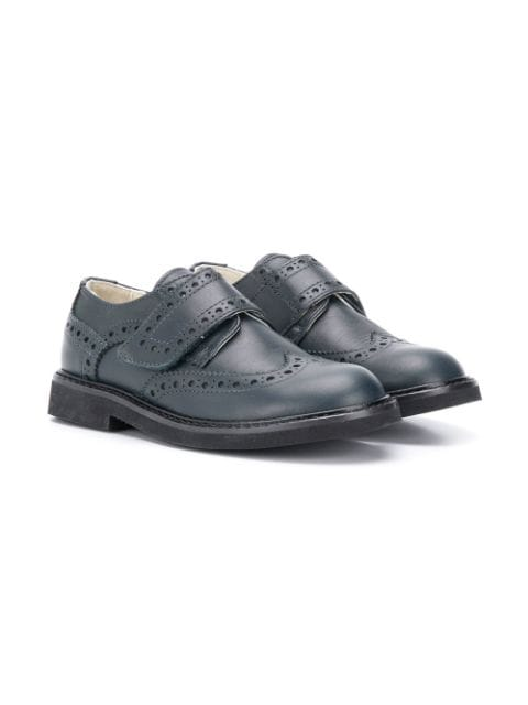 Montelpare Tradition touch strap brogues