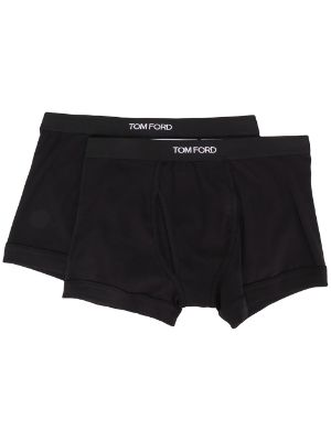 Tom Ford two-pack logo waistband boxers