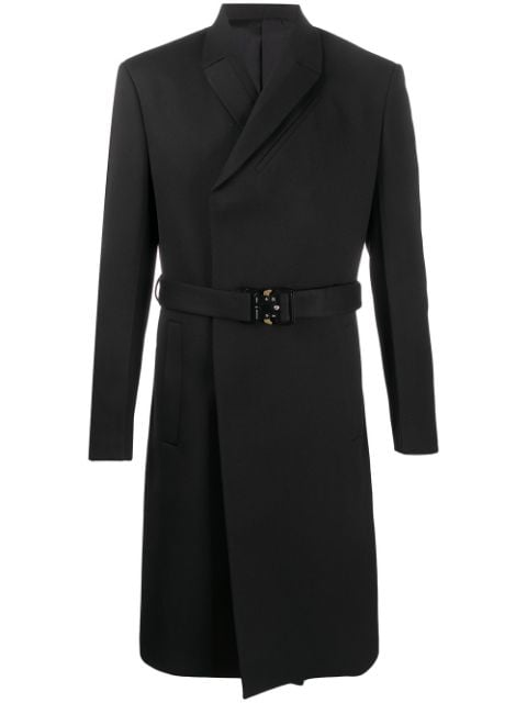 1017 ALYX 9SM double high buckled coat