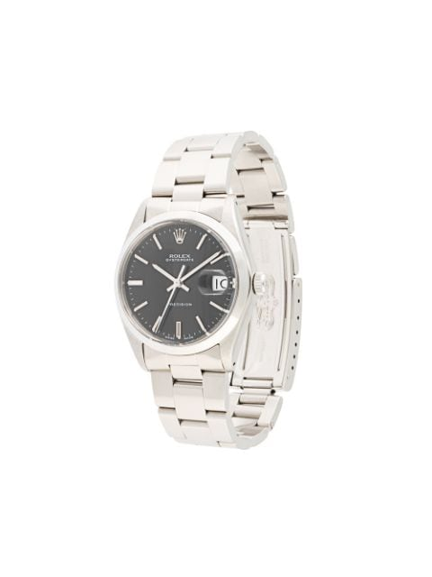 Rolex pre-owned Oyster Date 32mm