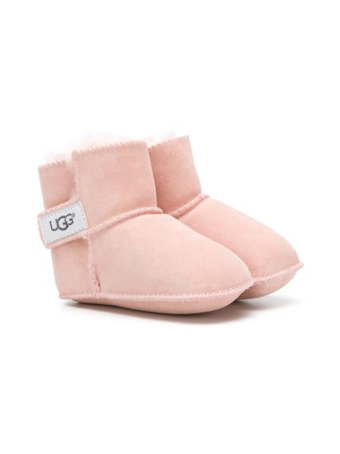 UGG Kids touch strap boots