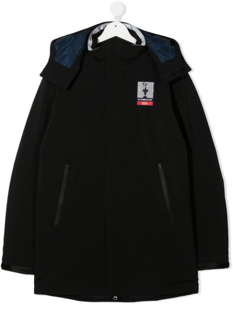 North Sails Kids TEEN Auckland hooded triple-layer jacket