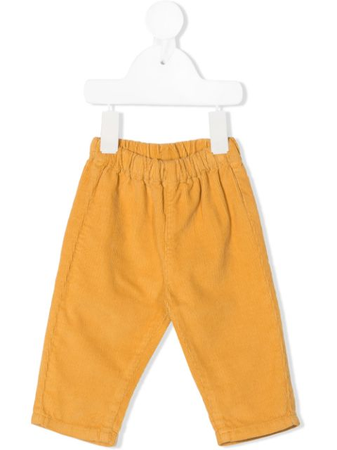 Knot Ren pull-on corduroy trousers