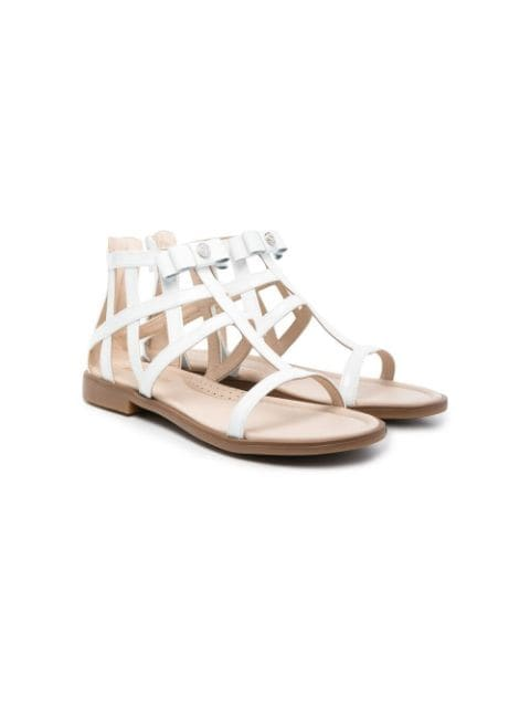 Florens TEEN front bow cage sandals