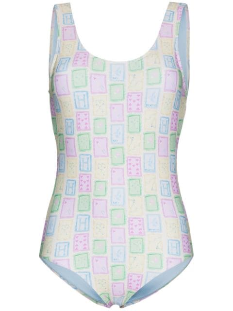 Helmstedt Cerca one-piece swimsuit