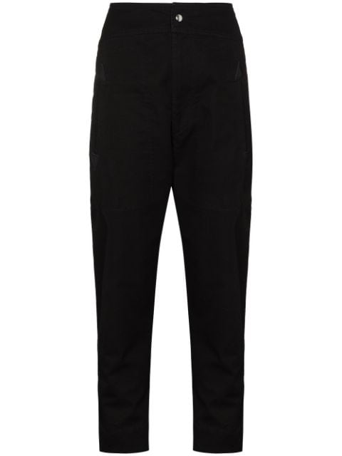 Isabel Marant Étoile Raluniae tapered cargo trousers