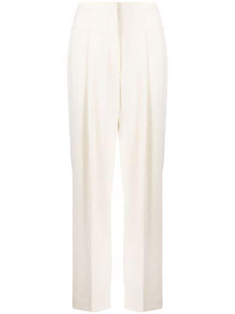 Theory Pleated Carrot pant