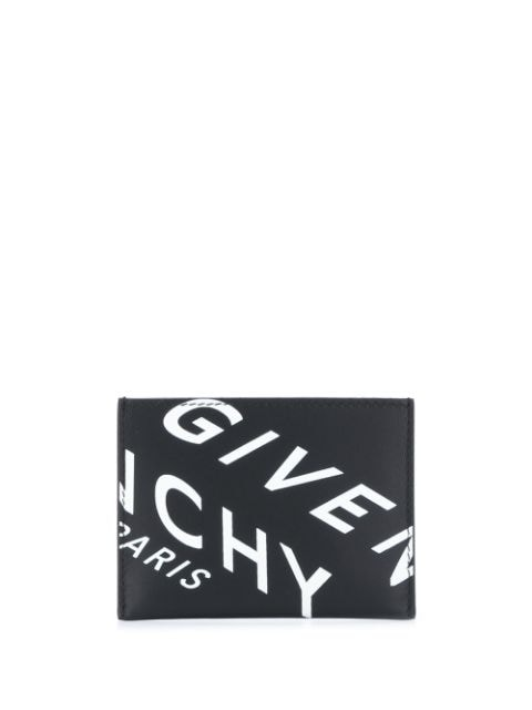 Givenchy compact logo cardholder