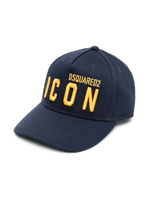 Dsquared2 Kids TEEN Icon embroidered baseball hat