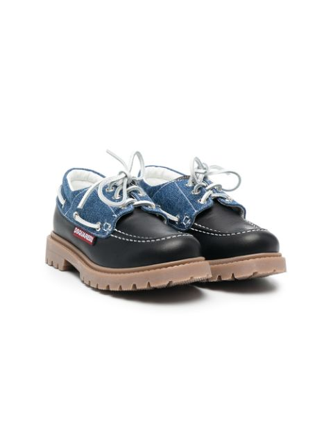 Dsquared2 Kids lace-up brogues