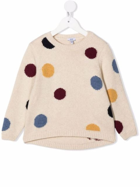 Knot Dotto knitted sweater