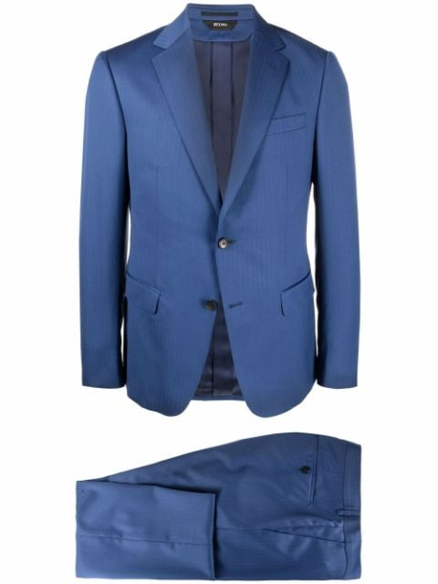 Z Zegna single-breasted tailored suit