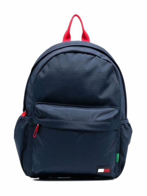 Tommy Hilfiger Junior TEEN recycled polyester backpack
