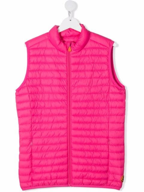 Save The Duck Kids TEEN padded gilet
