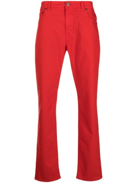 Etro high-rise flared jeans