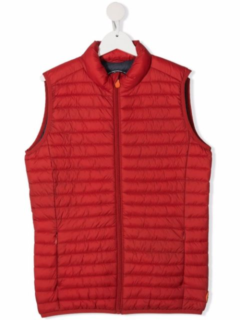 Save The Duck Kids TEEN ANDY quilted gilet