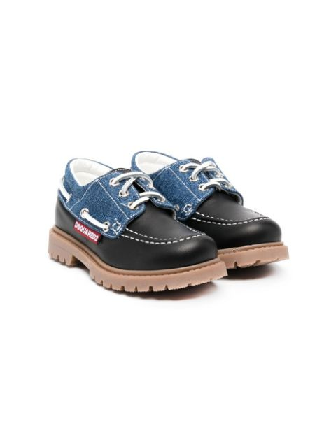 Dsquared2 Kids hybrid lace-up shoes