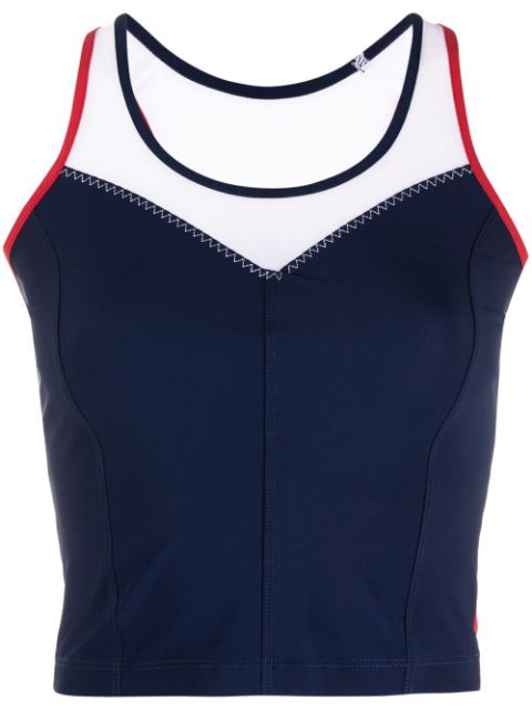 Rossignol cropped sports top