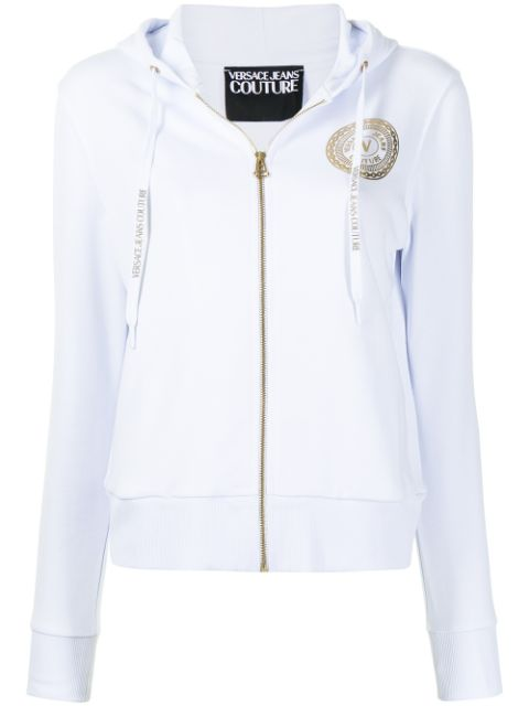 Versace Jeans Couture logo-print track jacket