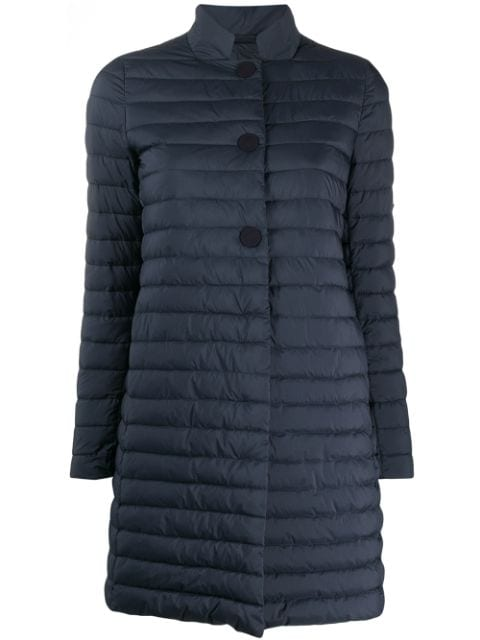 Herno quilted mid-length coat