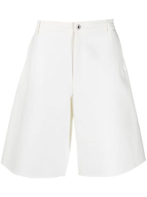 Valentino mid-rise tailored shorts