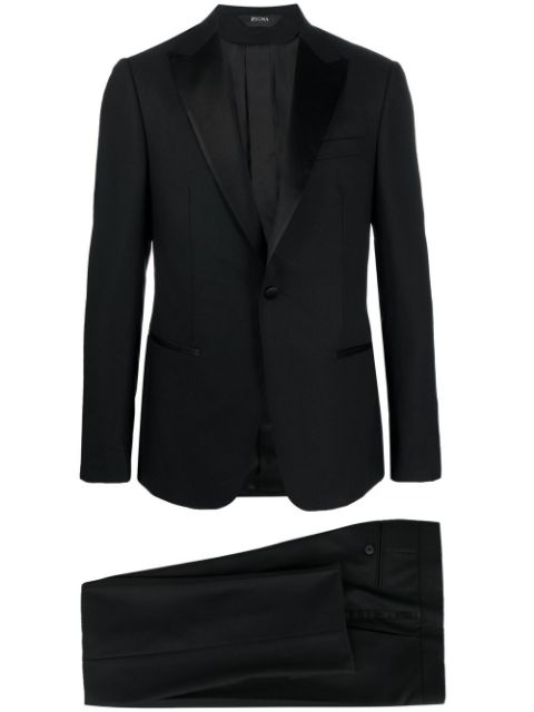 Z Zegna two-piece wool suit