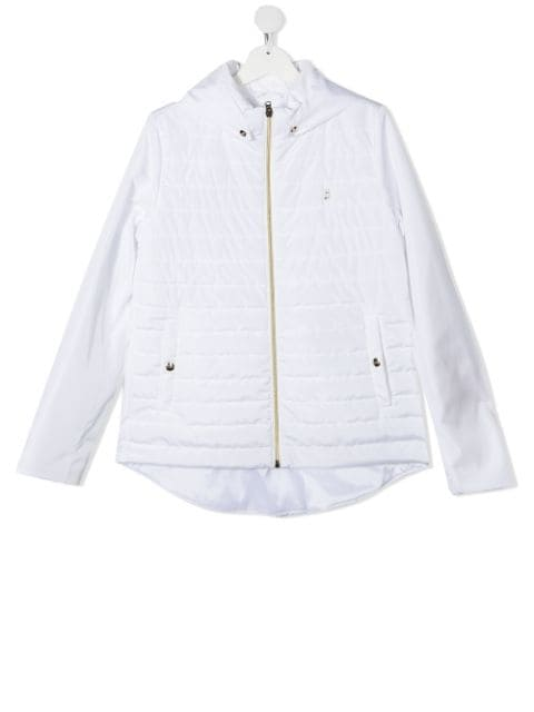Herno Kids TEEN padded front jacket