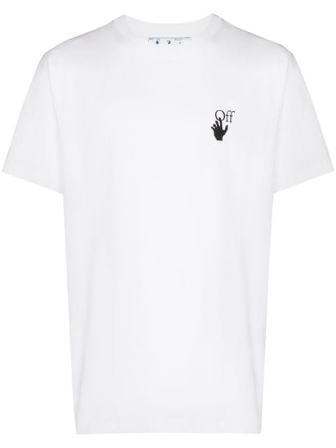 Off-White Caravaggio Painting cotton T-shirt