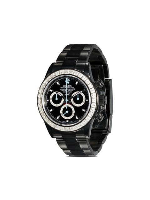 MAD Paris customised pre-owned Rolex Cosmograph Daytona 40mm