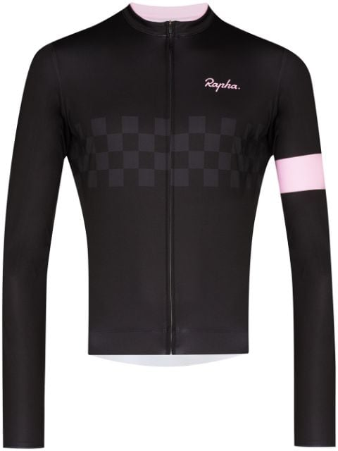 Rapha x Browns 50 striped cycling jersey