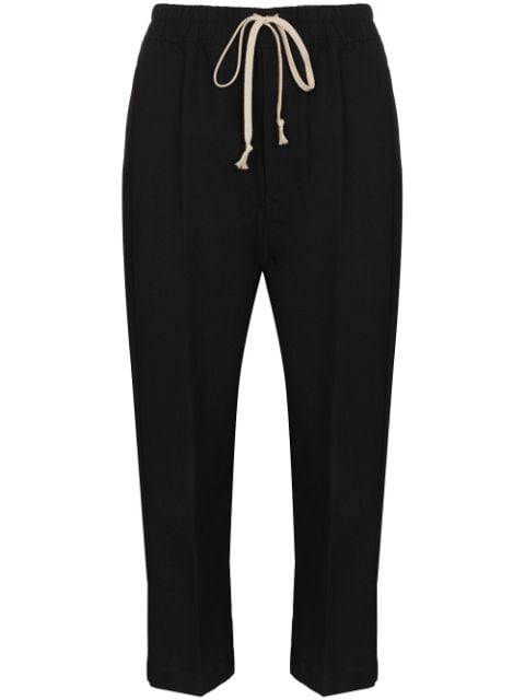 Rick Owens Astaires tapered-leg trousers