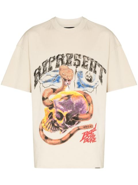 Represent REPRESENT EXCL BAD TO THE BONE PRNT SS T