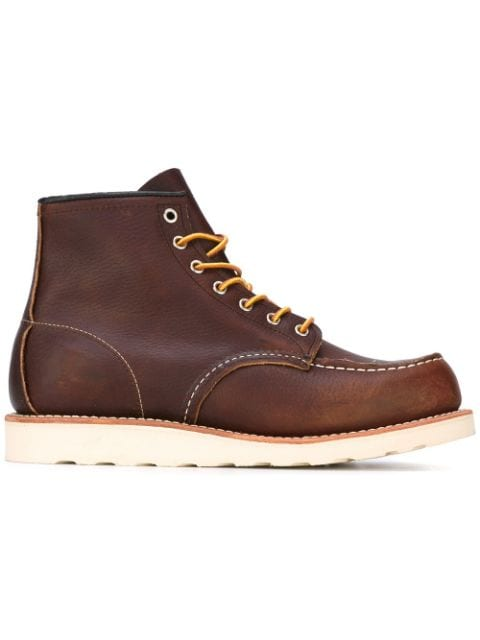 Red Wing Shoes حذاء برباط